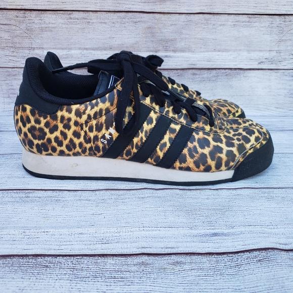 adidas Shoes | Rare Samoa Leopard